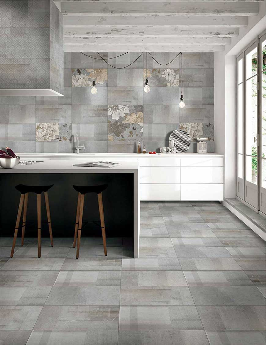 matt finish kitchen tiles