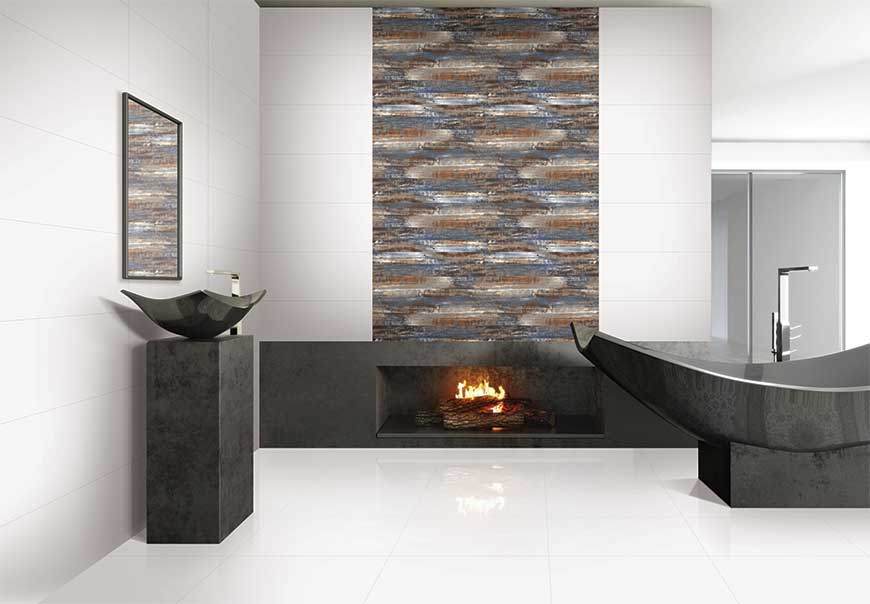 White Bathroom Wall Tiles Kajaria India S No 1 Tile Co