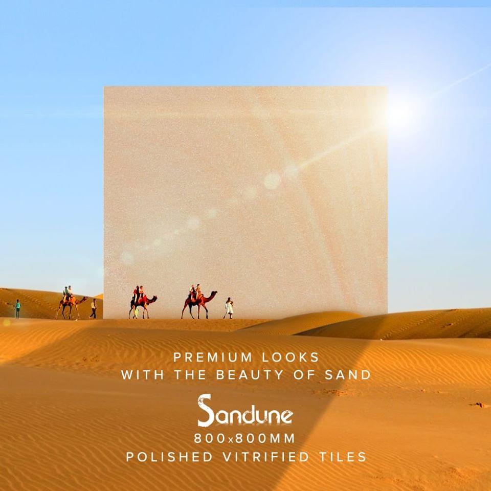 Desert Impact Tiles