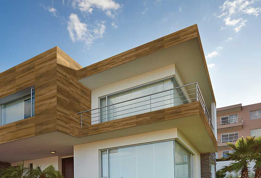 E00000000166 - Get Small House House Front Elevation Tiles Designs Pictures