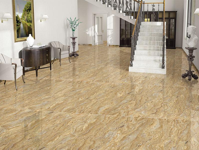60x120 Cm Sapphire Living Room