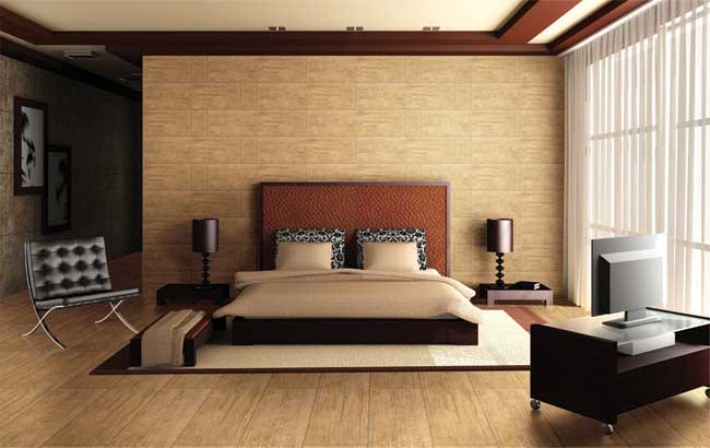 bedroom tiles. 15x60 cm  Wood Bedroom