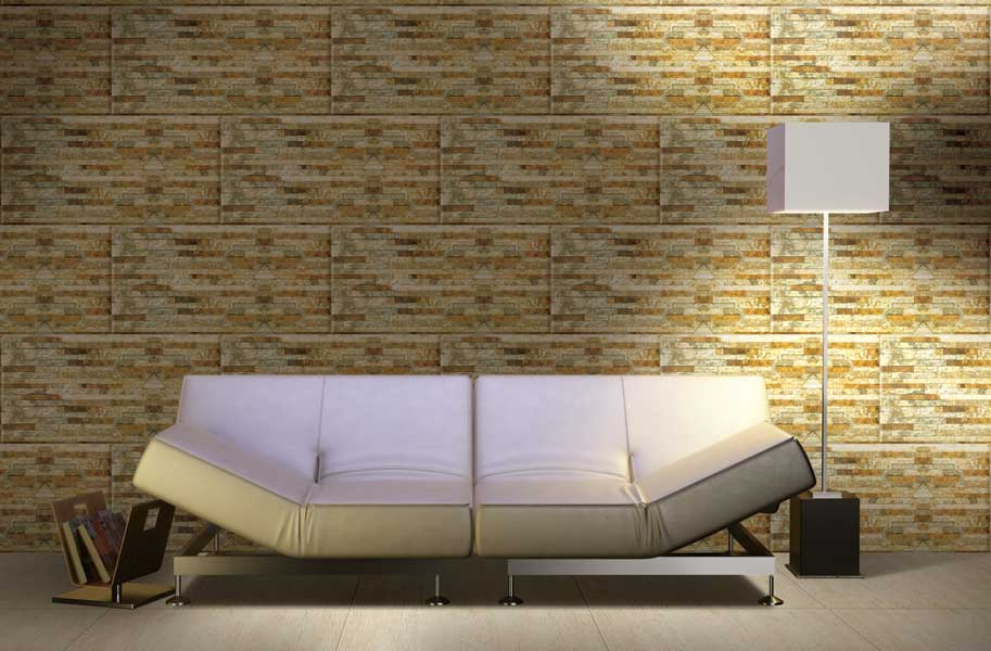 Kajaria wall tiles design for living room home decore inspiration