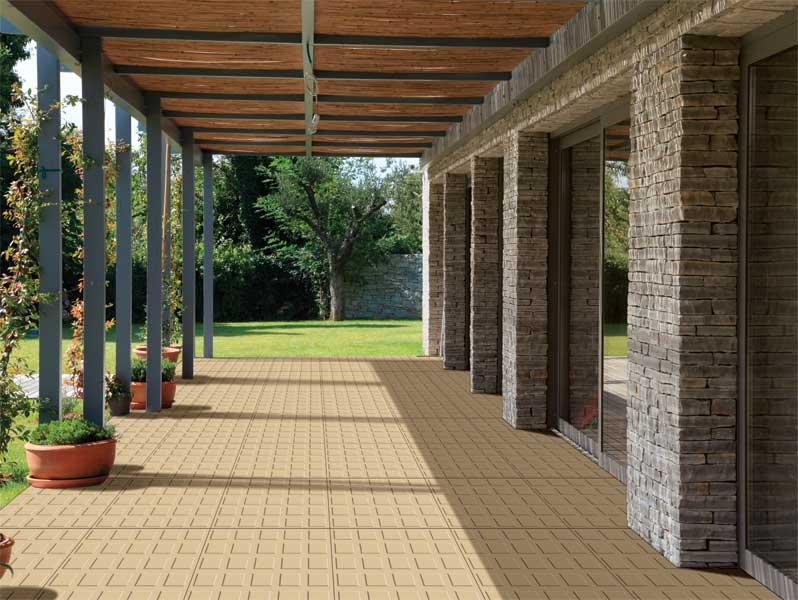 Outdoor Vitrified Paving Tiles