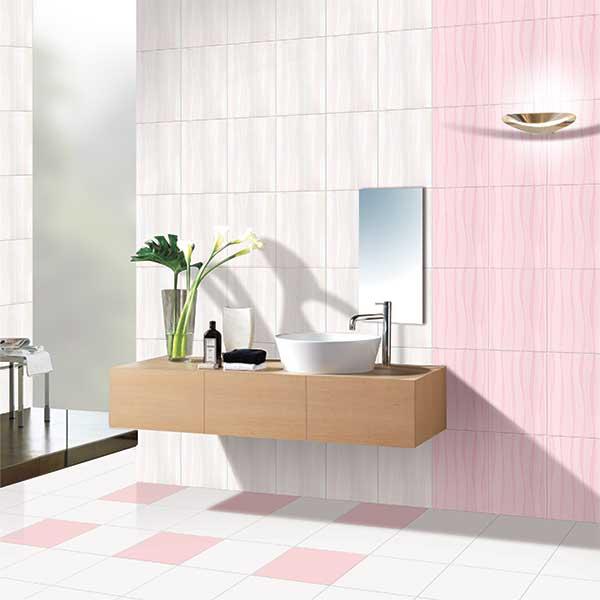 Bathroom Tiles Toronto toronto pink, power line - 30x30 cm, floor tiles, satin matt