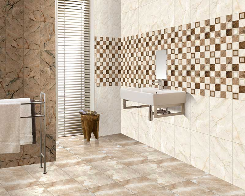 Cool  Flavour To Your Decor With The New Kajaria 30X90 Digital Ceramic Tiles