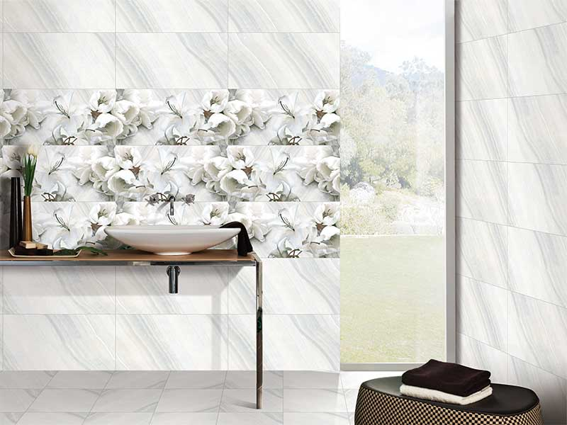 Impressive 50 bathroom tiles with highlighters for Bathroom designs kajaria