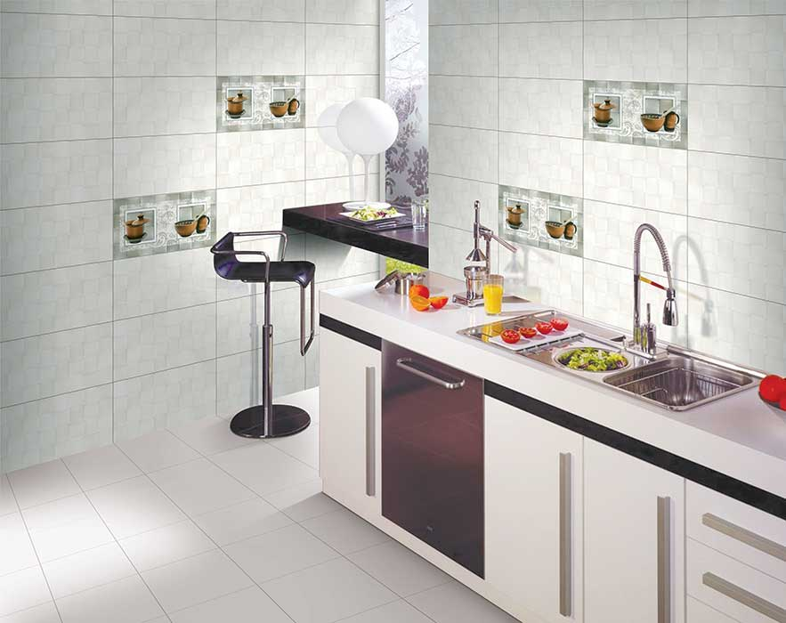 Kitchen Tiles Highlighters montana kitchen highlighter, digital - 30x60 cm, wall tiles, glossy