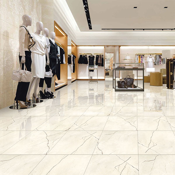 60x60 cm - Glam, Double Charge Floor Tiles, Double Charge Vitrified Floor Tiles, Double Charge Vitrified Tiles