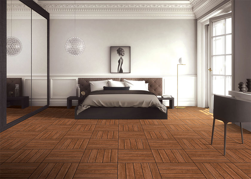 ceramic wood tile flooring