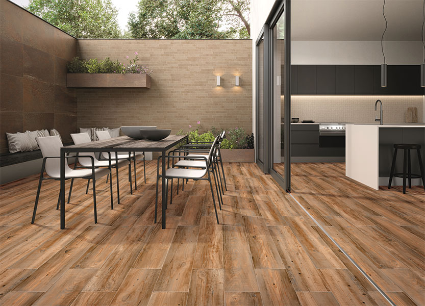 20x120 cm - Wooden Planks, Double Charge Floor Tiles, Double Charge Vitrified Floor Tiles, Double Charge Vitrified Tiles