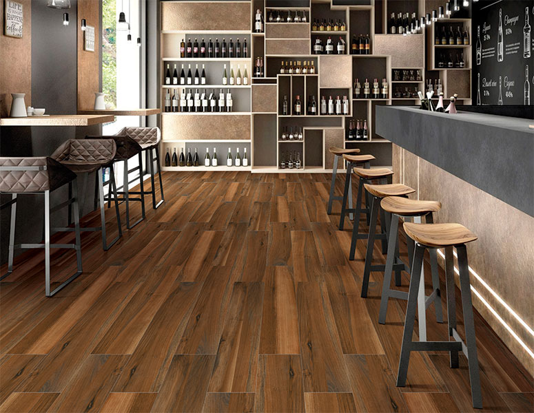 20x100 cm - Wooden Planks, Double Charge Floor Tiles, Double Charge Vitrified Floor Tiles, Double Charge Vitrified Tiles