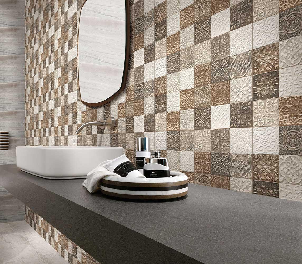 . Bathroom Tile Designs