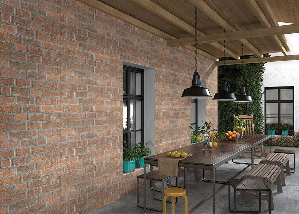 Brick Wall Tiles