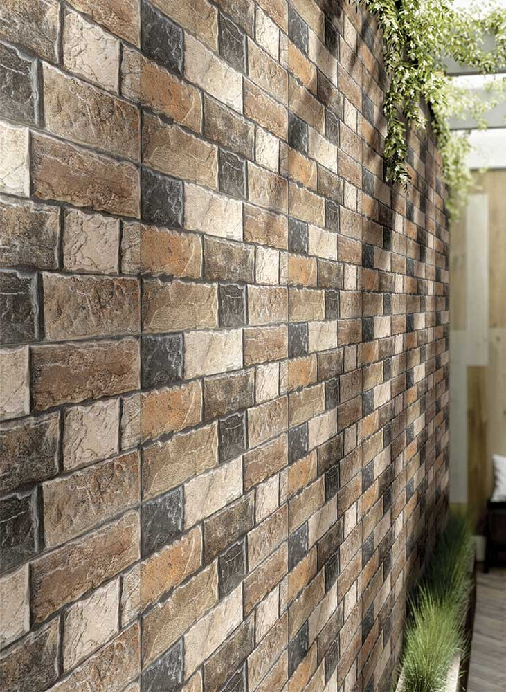 Fire Stone Noce Luxury Collection 30x60 Cm Outdoor