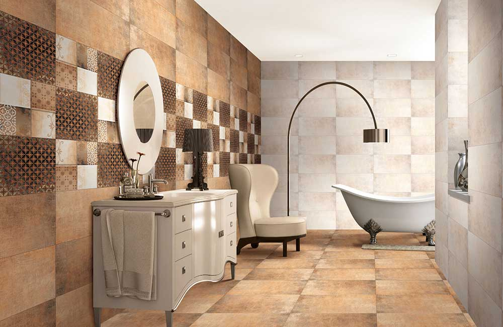 Bathroom Tiles Design >> Bathroom Tile Designs