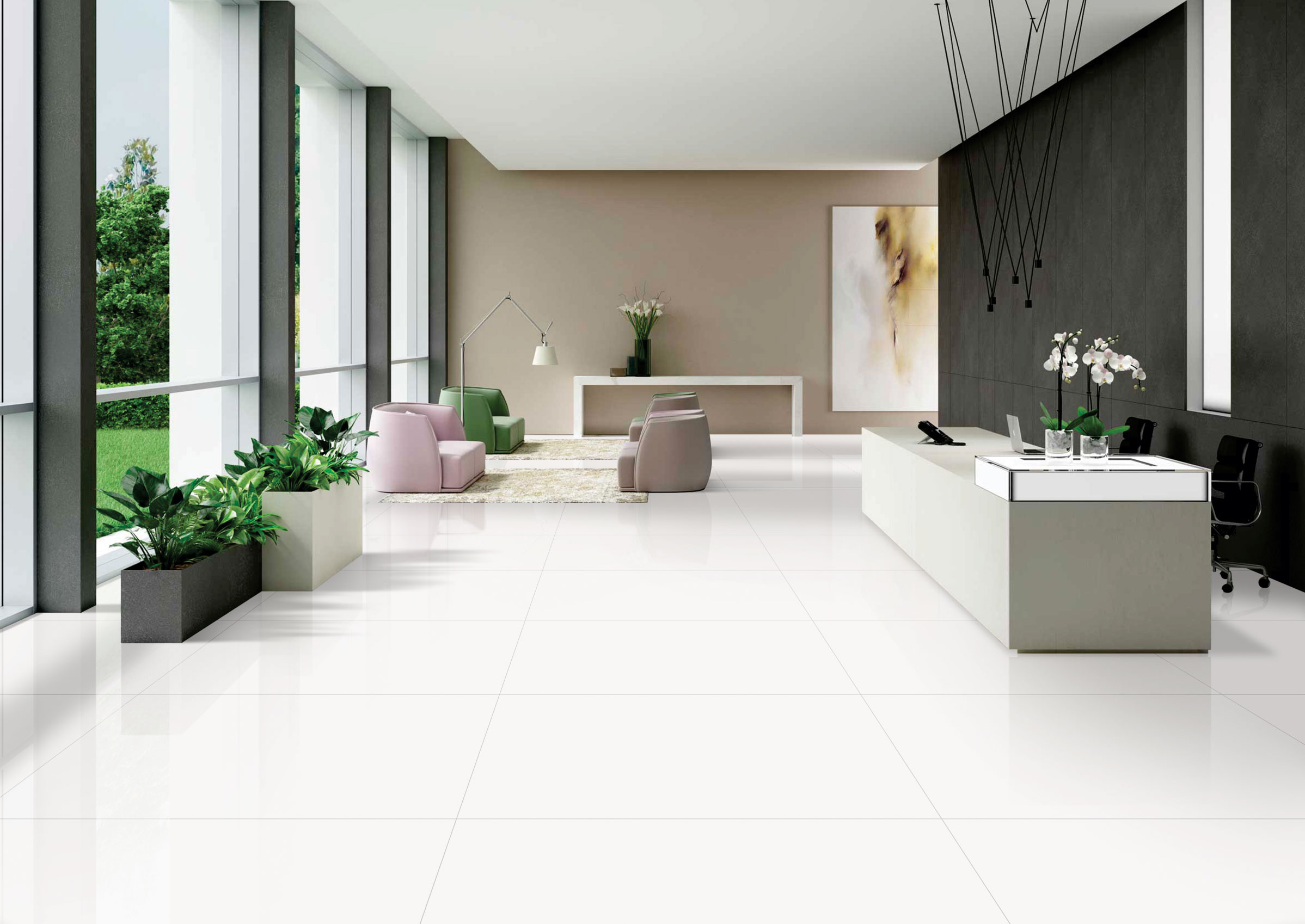 Things to Remember- Caring For White Floor Tiles