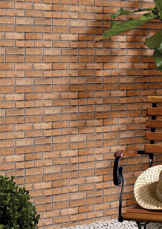 Brick Wall Tiles Kajaria India S No 1 Tile Company