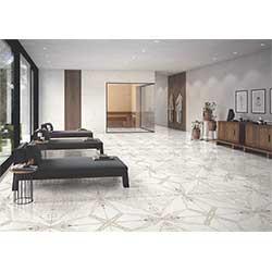 Living Drawing Rooms Floor Tiles