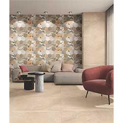 Living Room Purpose Wall Tiles By Kajaria Ceramics Limited