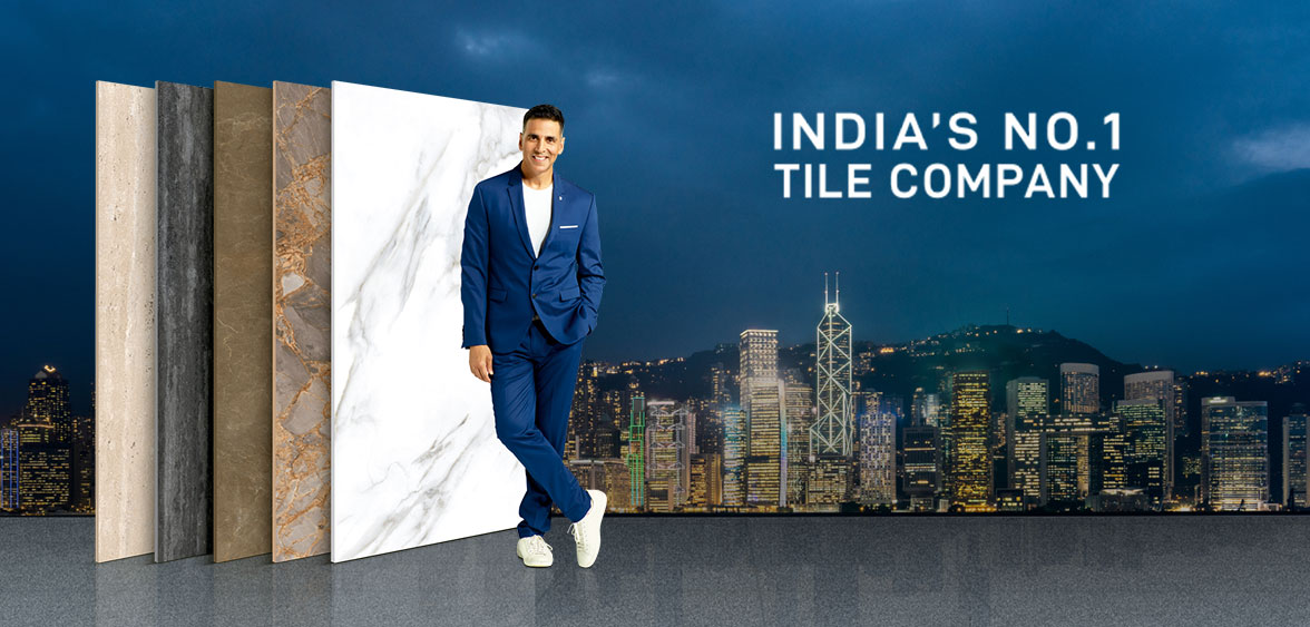 India's No.1 Tile Company