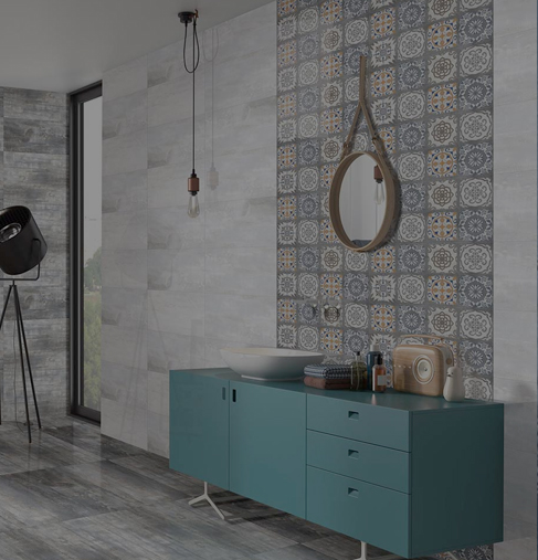 Wall Tiles Ceramic Wood Rustic Digital Amp Metallic Tiles
