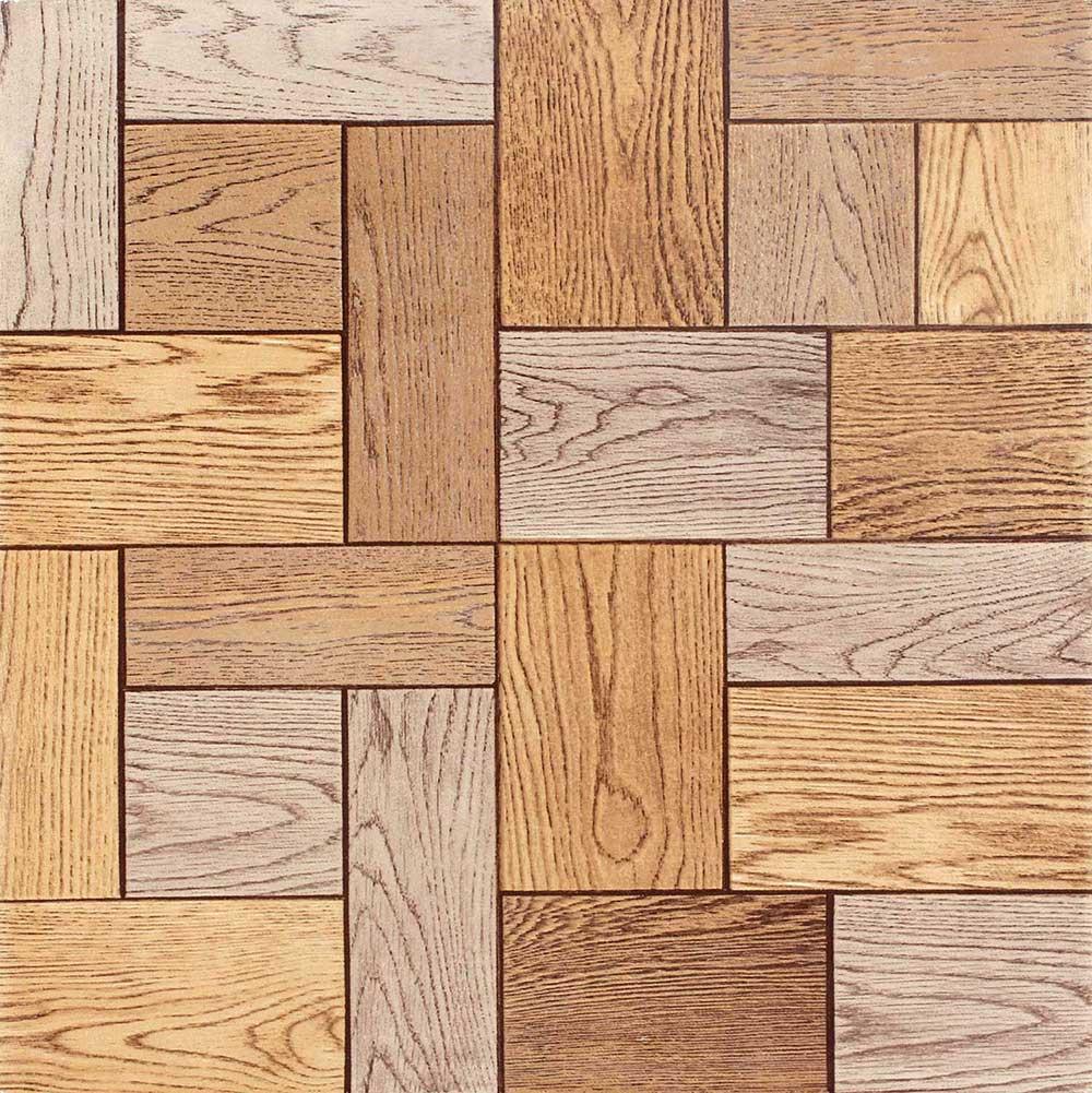 Retro Wood, Serie Rectificado