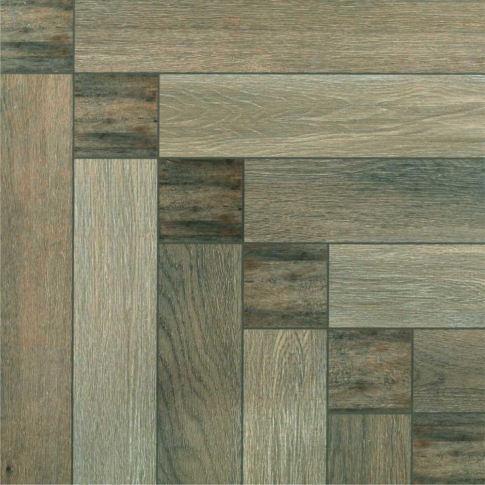 Hemlock Wood Digital 60x60 Cm Floor Tiles Matt