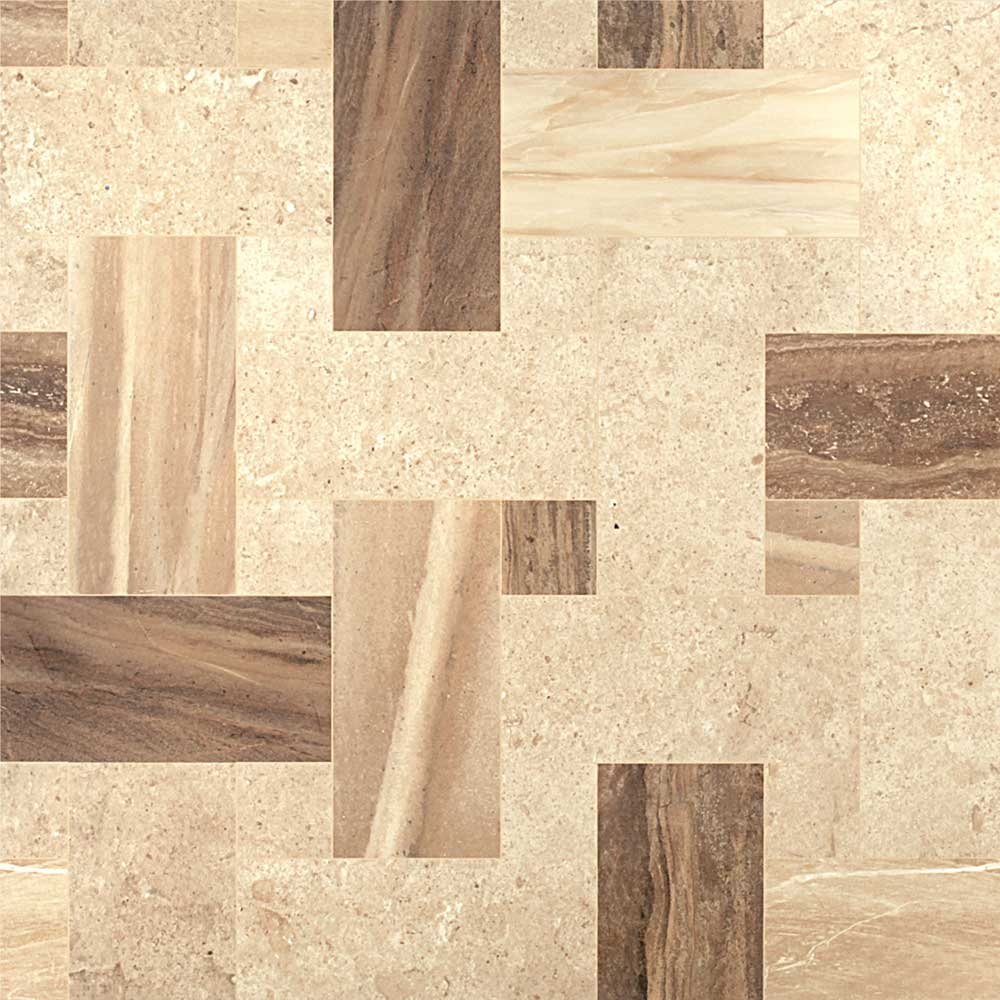 Marbo Wood Glam 60x60 Cm Floor Tiles Polished