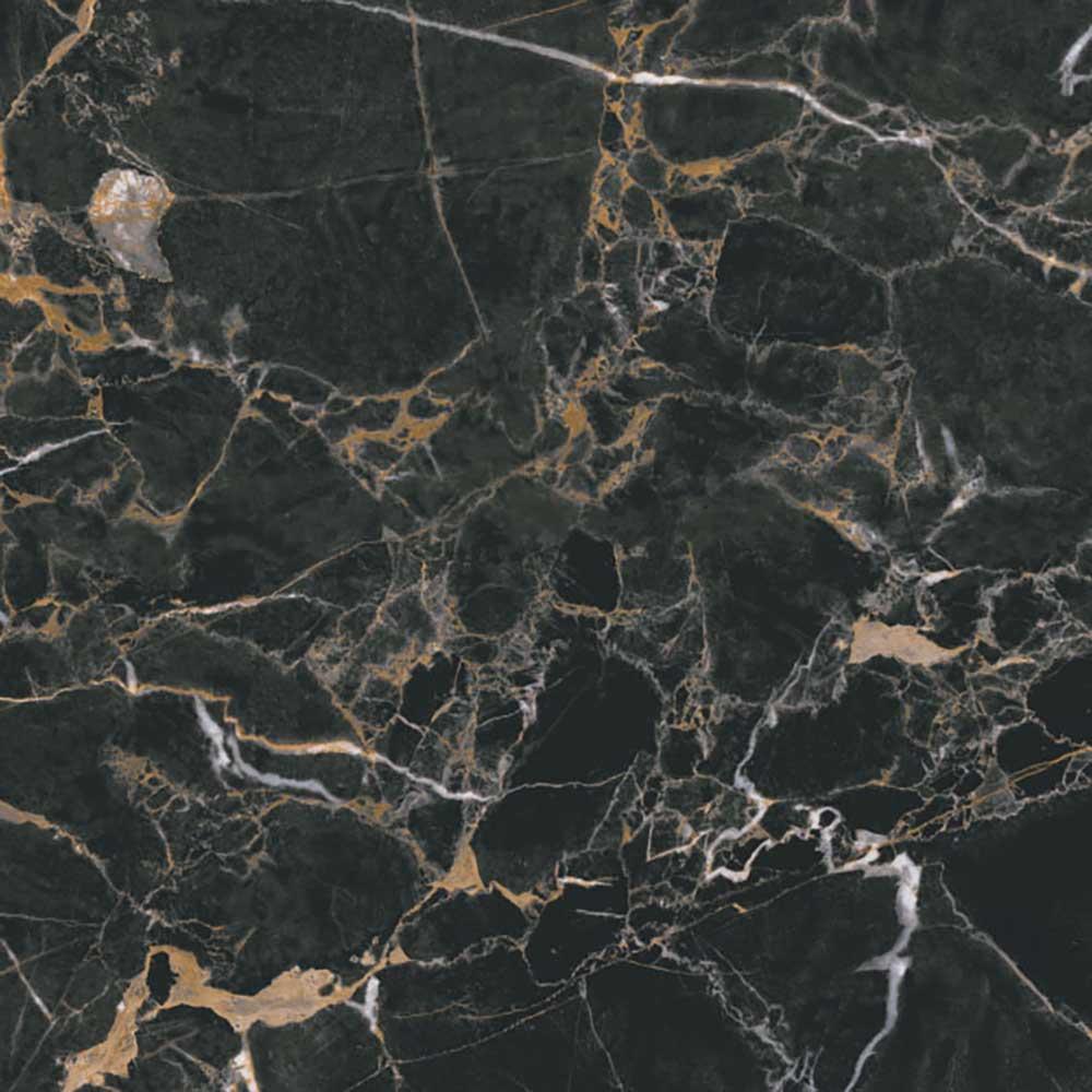 Black Onyx Glam Floor Tiles Polished