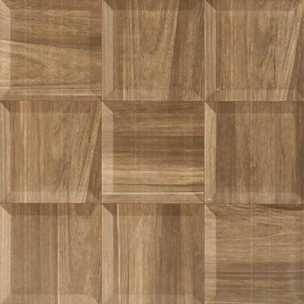 Spanish Walnut Dark Floor Tiles Digital 30x30 Cm