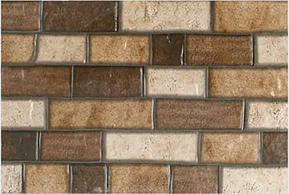 Rock Stone Caramel Digital Exterior Collection 30x45 cm Wall