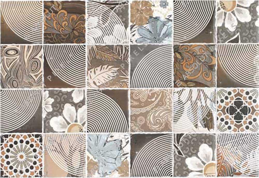 Kitchen Tiles Highlighters aravali highlighter, digital - 30x45 cm, wall tiles, satin matt