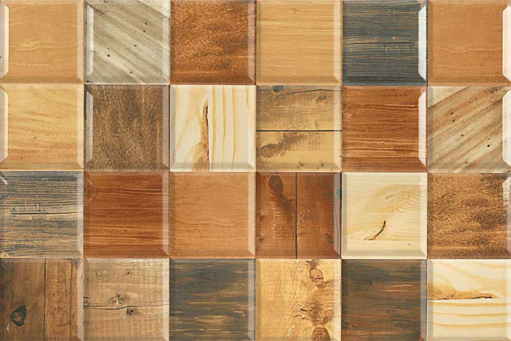 Shine wood dark digital 30x45 cm wall tiles glossy shine wood dark dailygadgetfo Image collections