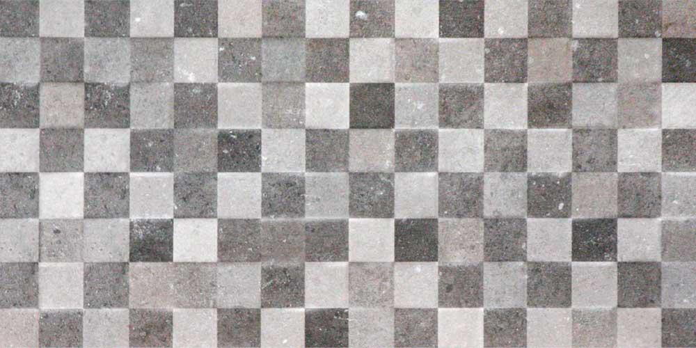 London Grey Decor, Storm - 40x80 cm, Wall Tiles, Satin Matt