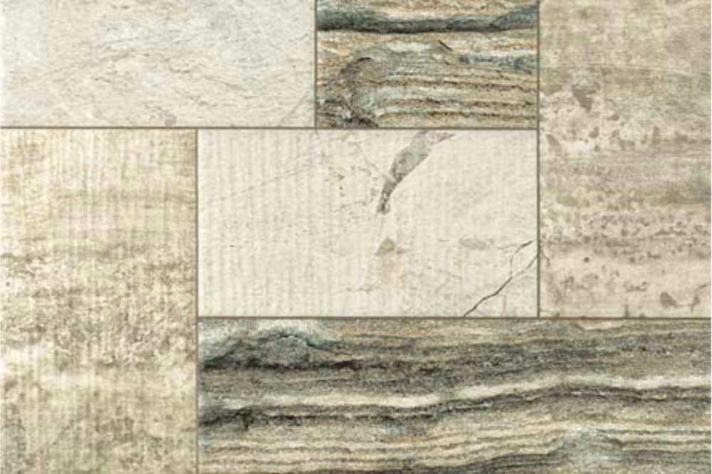 Tudor Stone Gris Digital Exterior Collection 30x45 Cm Wall Tiles