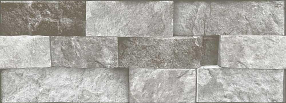 Zambia Gris, Digistone - 15x45 cm, Wall Tiles