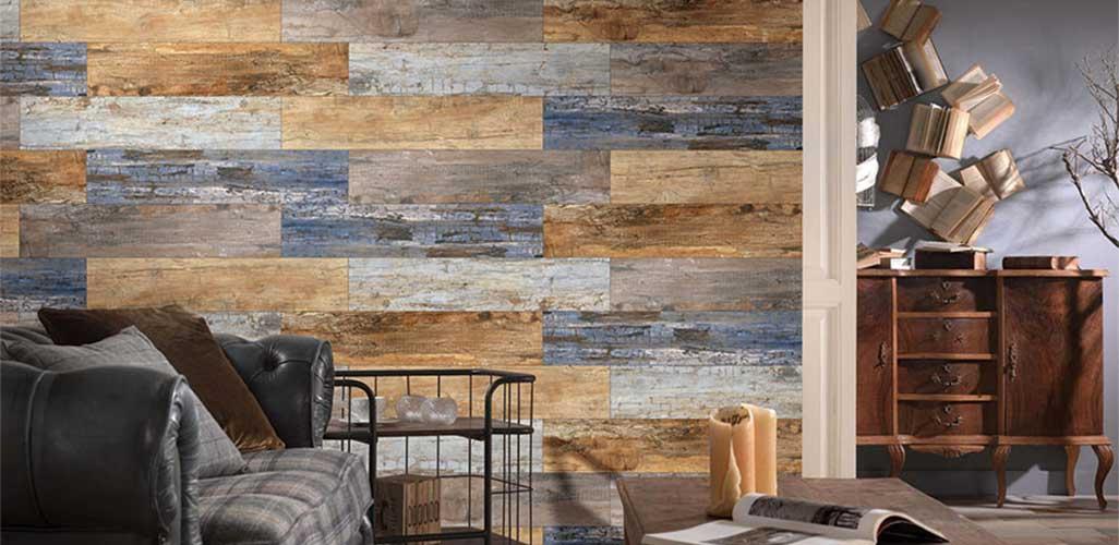 Get A Fabulous Living Space With Unique Tiles Design