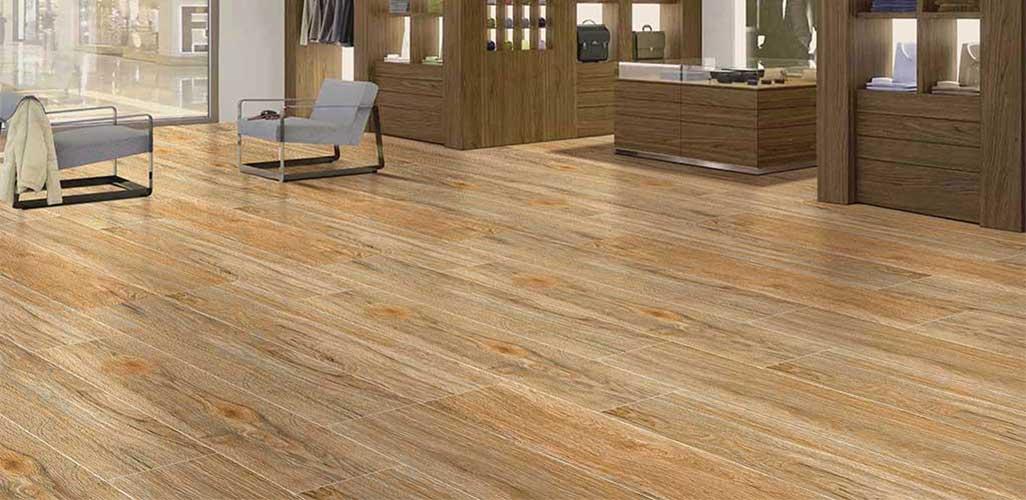 Wooden Tiles Design For Floor