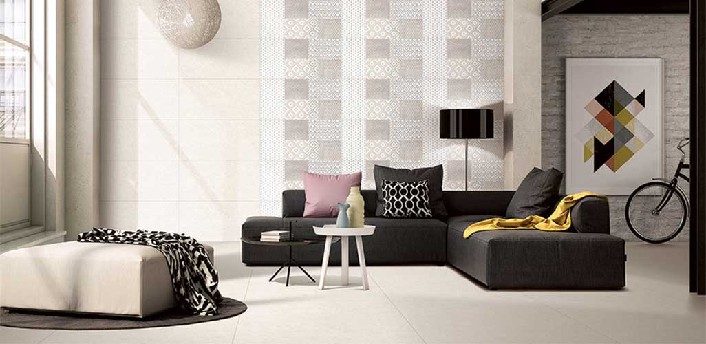 Vitrified Tiles For Small Living Rooms