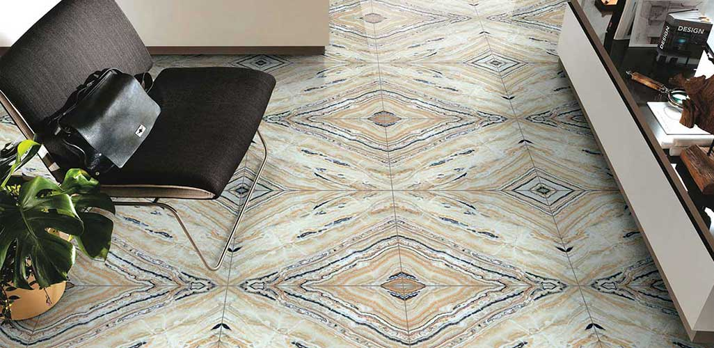 Know the difference between tile and marble
