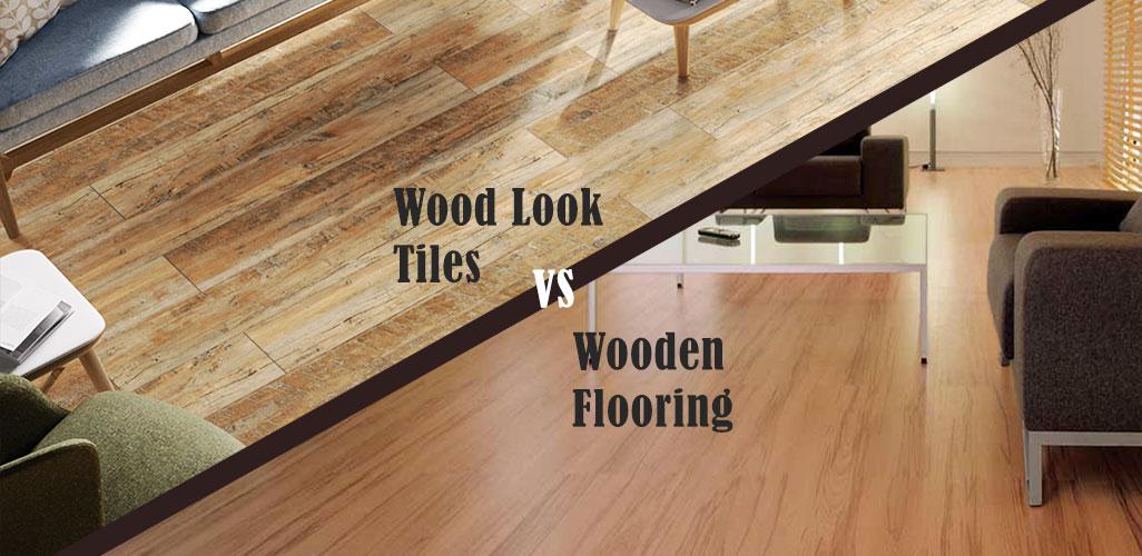 Wooden Flooring Versus Tiles