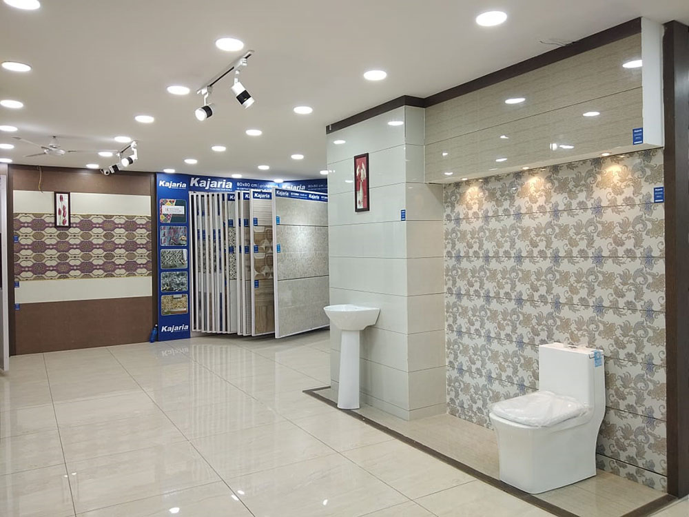 Kajaria Prima Plus Best Tiles Designs For Bathroom Kitchen Wall Floor In Gorakhpur Gorakhpur Uttar Pradesh 273001