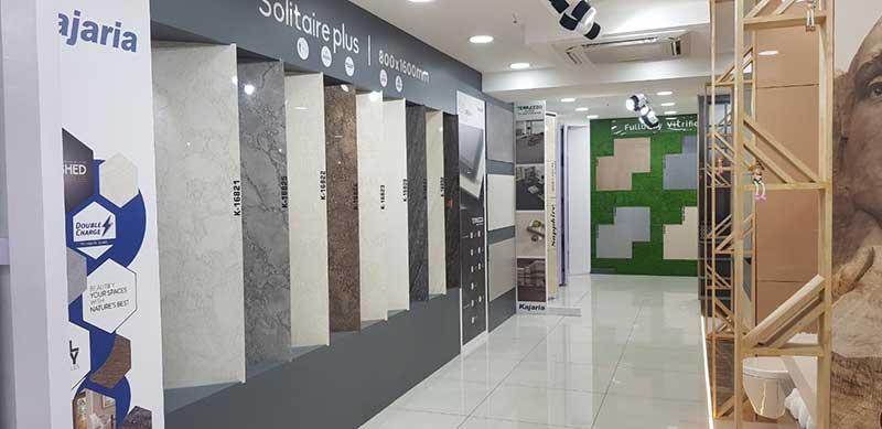 Kajaria Galaxy Best Tiles For Wall Floor Bathroom